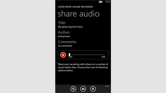 Get Voice Spice - Microsoft Store