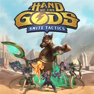 Hand of the Gods Xbox One