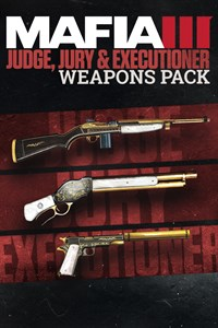 Carátula del juego Mafia III – Judge, Jury & Executioner Weapons Pack