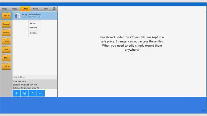 Get File Hider (Secret Photos Videos Intelligent Calculator Locker