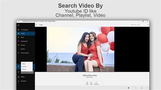 Video & Mp3 Music Downloader for Youtube Videos screenshot 3