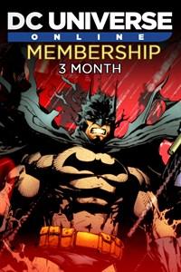 DC Universe Online - 3 Meses de Adesão