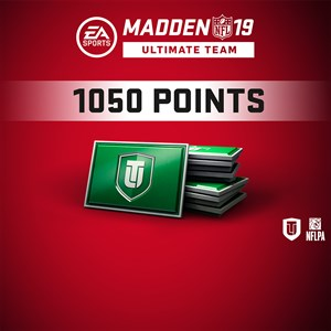 Madden NFL 19 Ultimate Team 1050 Points Pack Xbox One