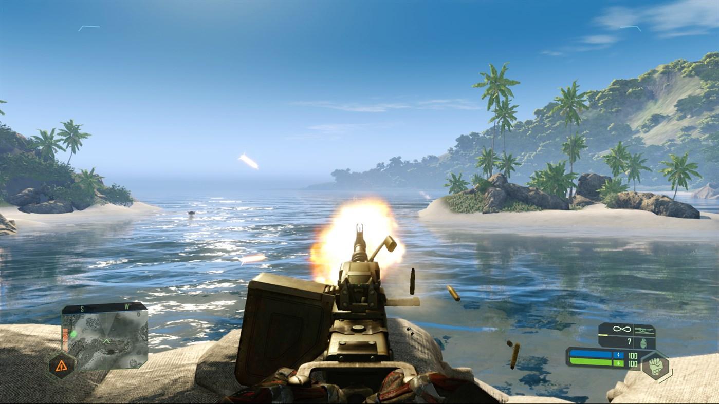 Se filtra información del lanzamiento de Crysis Remastered en la Microsoft Store 2