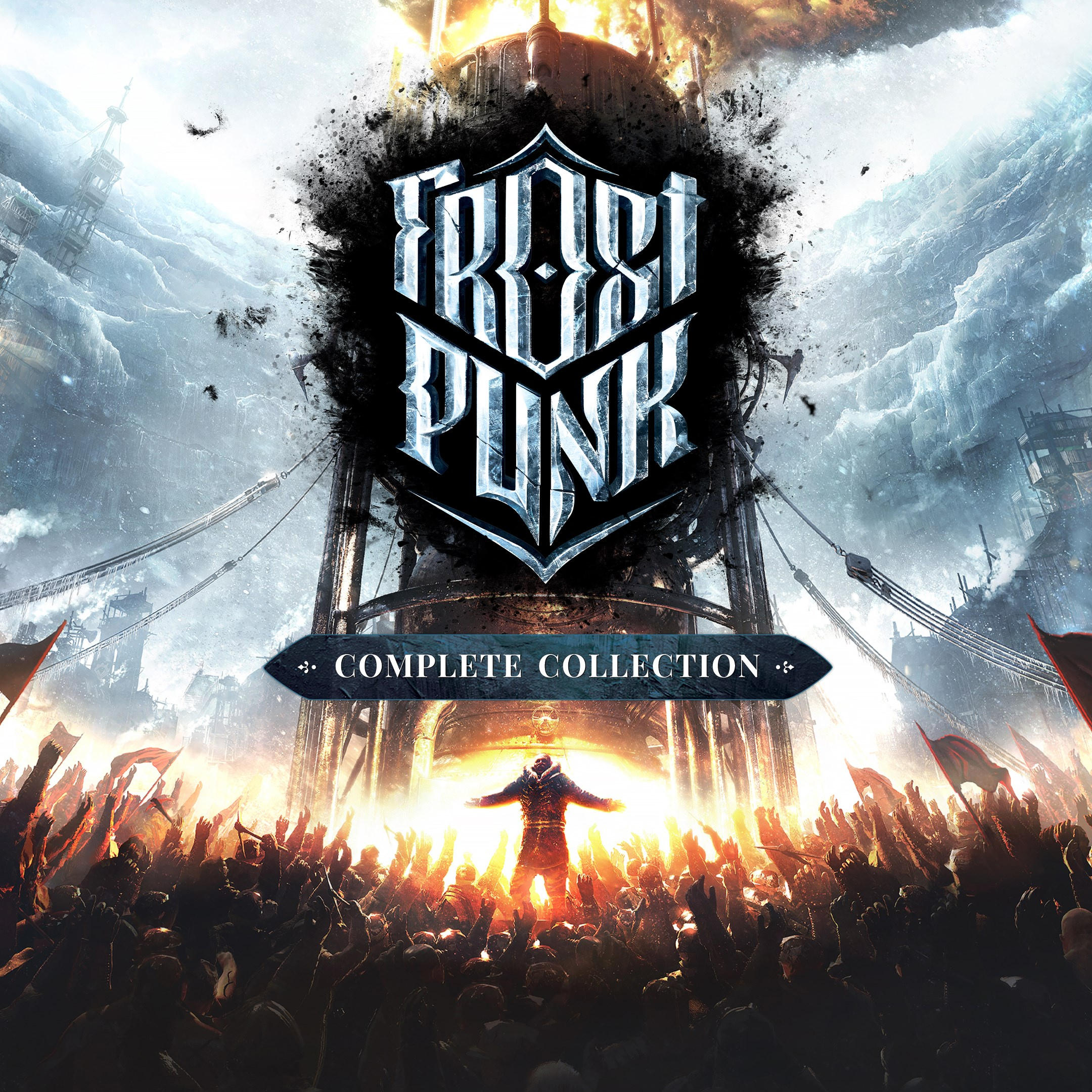 Скриншот №1 к Frostpunk Complete Collection