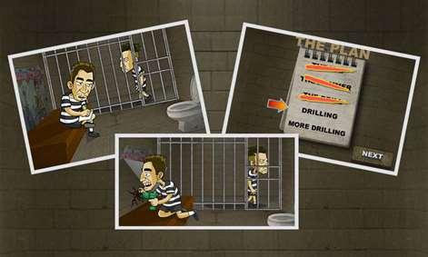 Prison Break War Captures d'écran 2