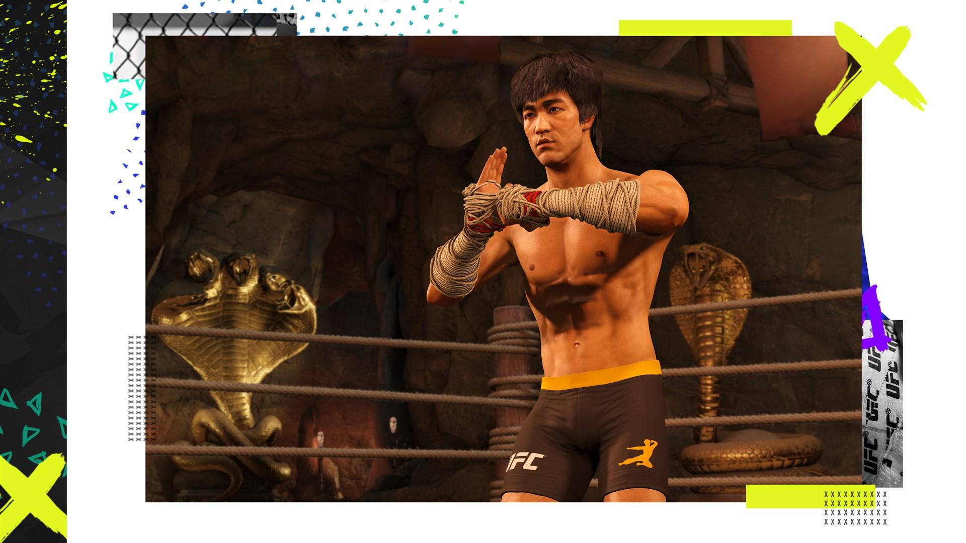 UFC® 4 - Bruce Lee poids welters