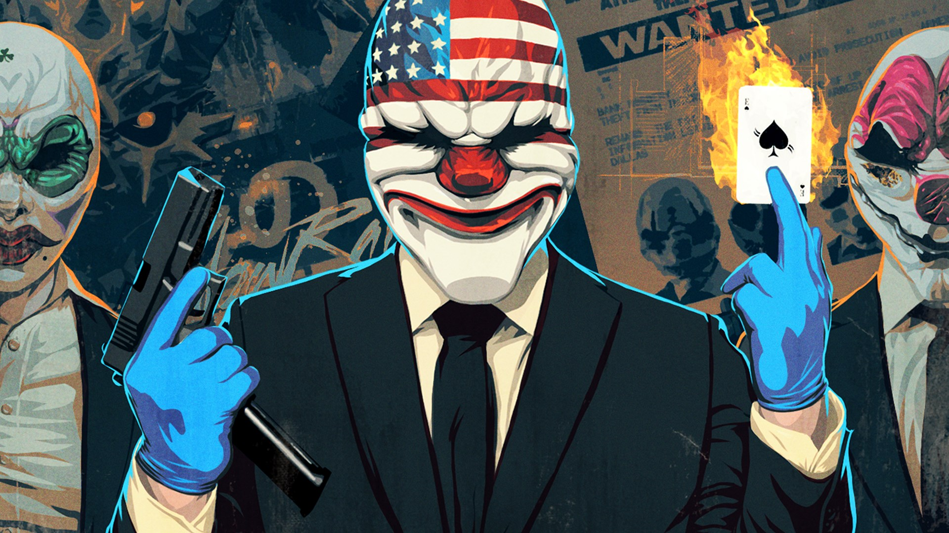 payday 2 show fps