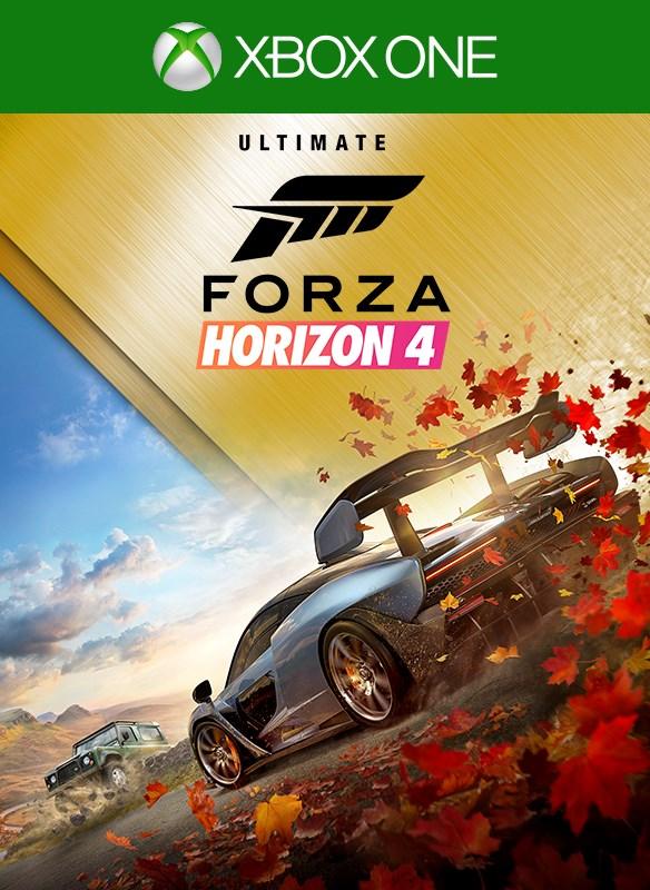 Скриншот №5 к Forza Horizon 4 ultimate-издание