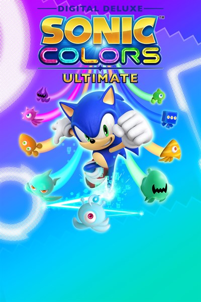Sonic Colors: Ultimate - Digital Deluxe
