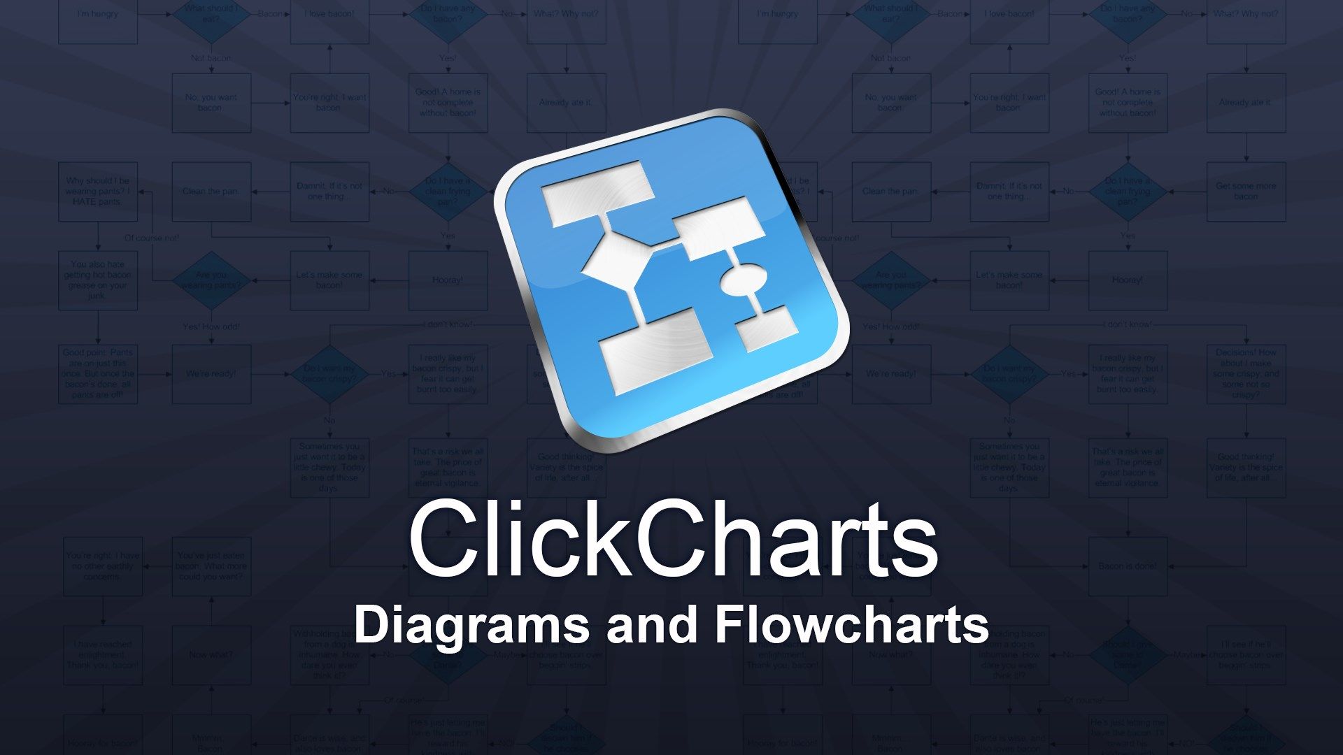 Get Clickcharts Diagram And Flowchart Software Free Microsoft Store En Gb