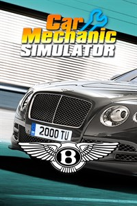 Car Mechanic Simulator - Bentley DLC