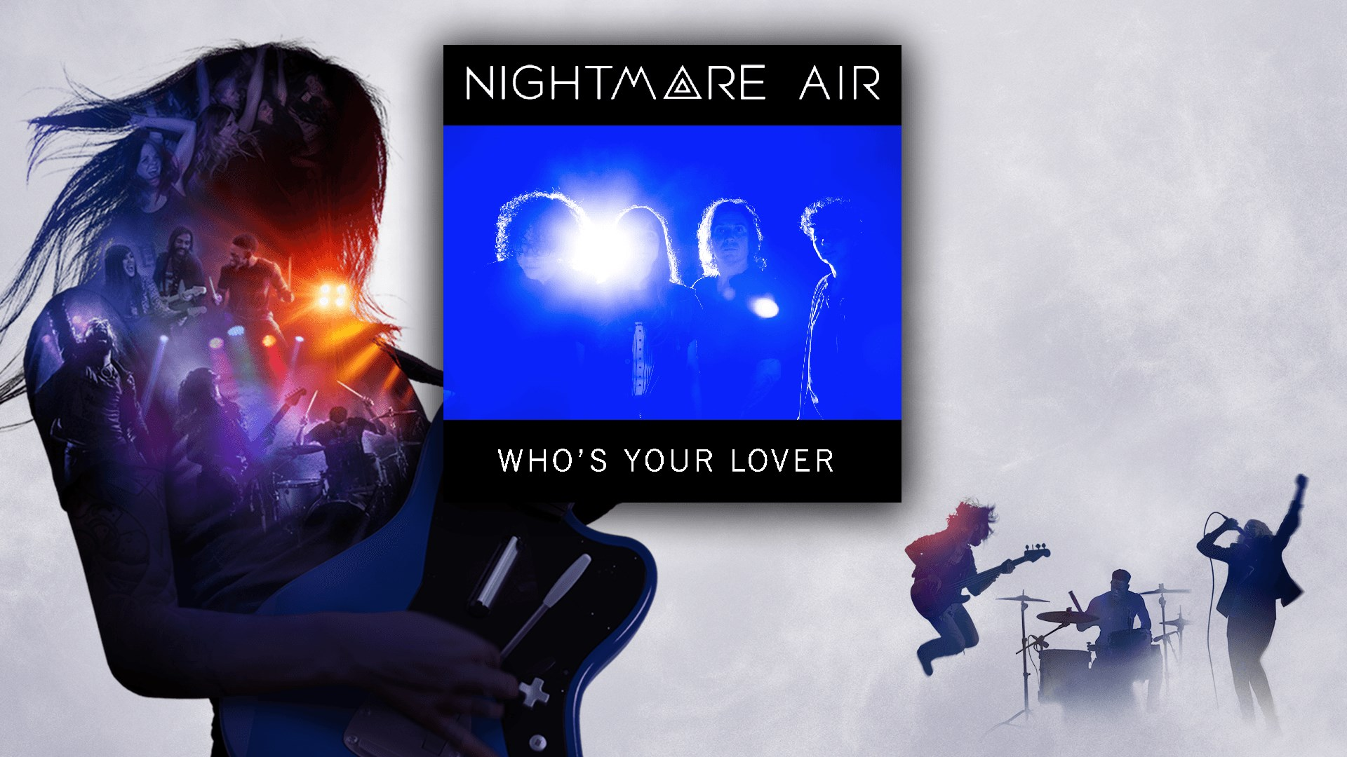 """""""Who's Your Lover"""" - Nightmare Air"""