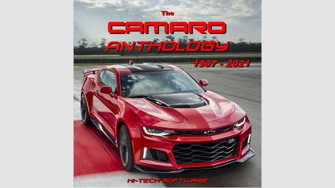 Buy The Camaro Anthology 1967-2021 - Microsoft Store en-MT