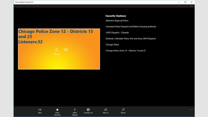 police scanner 5-0 pro apk free download