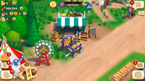 FarmVille 2: Country Escape Screenshots 1