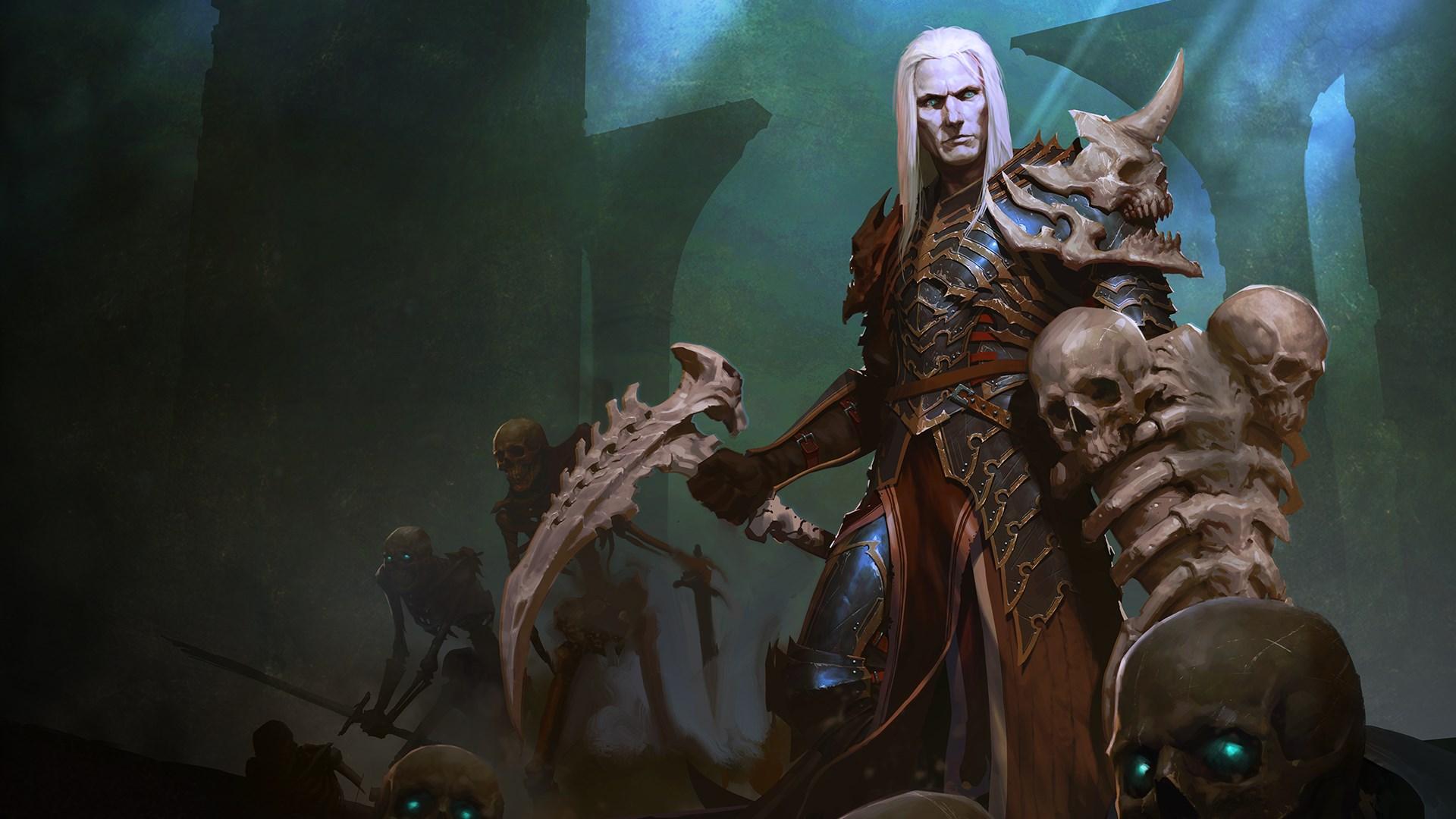 Diablo III: Ascensão do Necromante