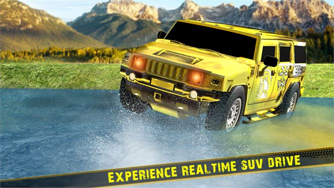 Get Off Road Hill Driving 2016 - Extreme 4x4 Stunts