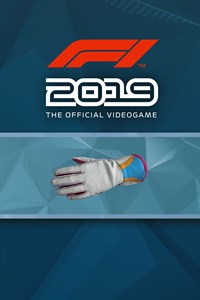 F1® 2019 WS: Gloves 'Turbo Blue'