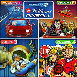 Pinball FX3 - Williams™ Pinball Season 1 Bundle Xbox One