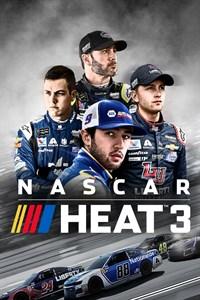 Carátula del juego NASCAR Heat 3