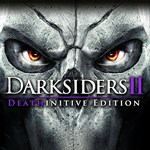 Darksiders II Deathinitive Edition Logo