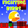 Fighting Birds