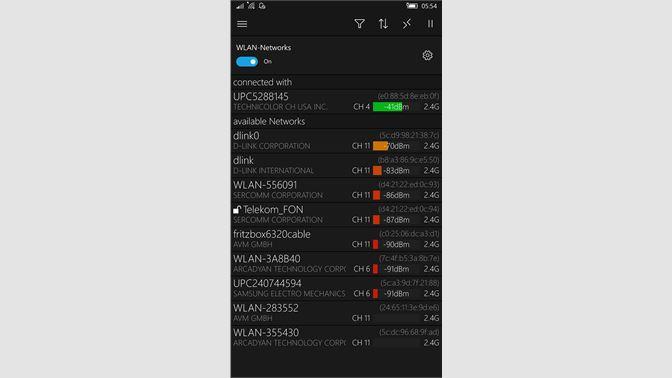 Buy WiFi Tool - Analyzer & Scanner - Microsoft Store