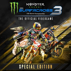 Monster Energy Supercross 3 - Special Edition Xbox One