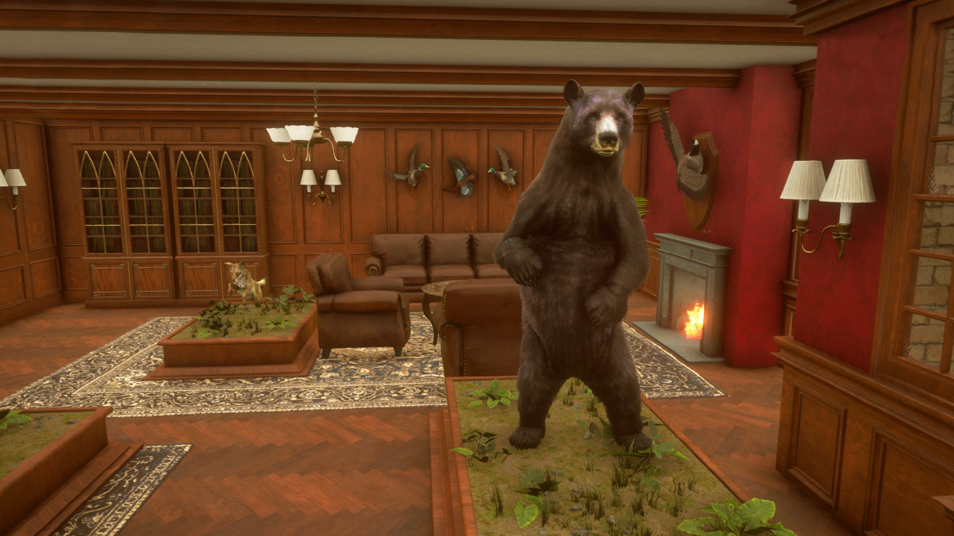 theHunter™: Call of the Wild - Trophy Lodge Spring Creek Manor