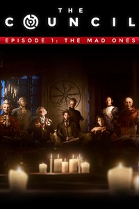Carátula para el juego The Council - Episode 1: The Mad Ones de Xbox One