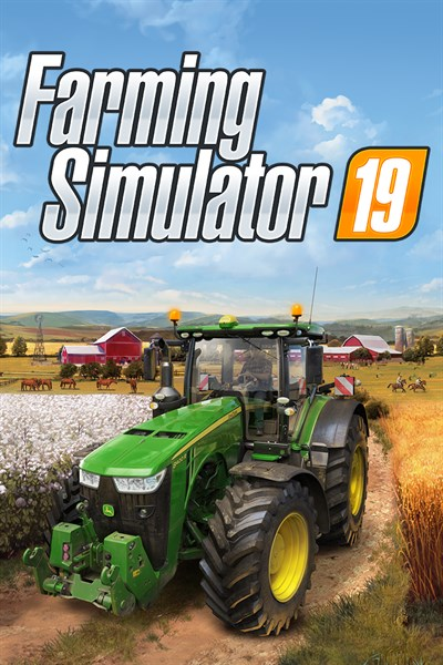 Farming Simulator 19 Preorder