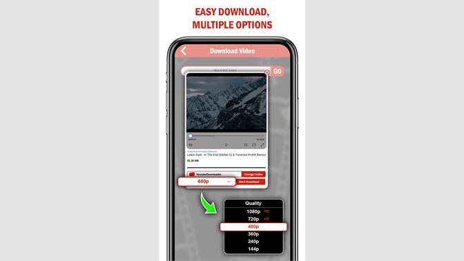 Get Video Downloader for YouTube (Download Videos, Change