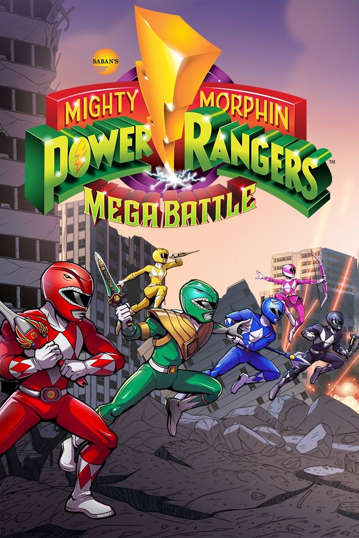 Buy Saban's Mighty Morphin Power Rangers: Mega Battle