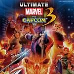ULTIMATE MARVEL VS. CAPCOM 3 Logo