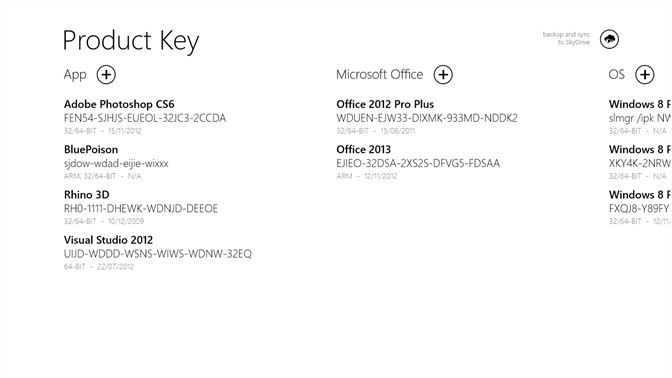 randome windows key to get past activation question