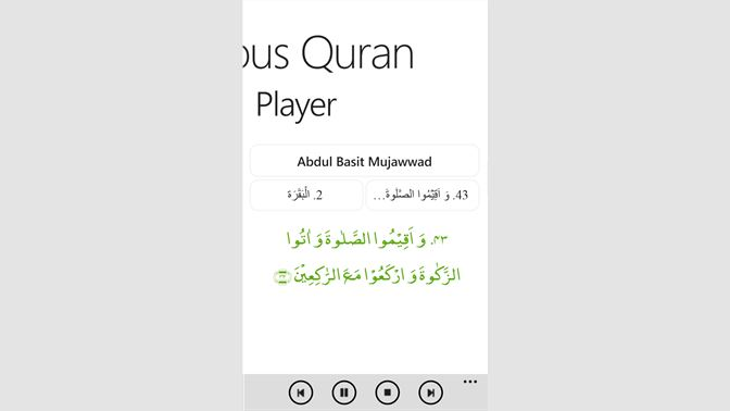 Get The Glorious Quran - Microsoft Store