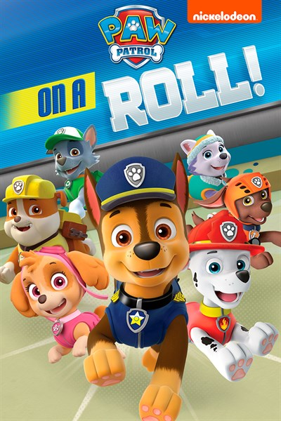 Paw Patrol: On a Roll