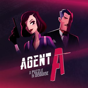Agent A: A puzzle in disguise Xbox One