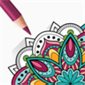 Mandala Coloring Pages - Adult Coloring Book