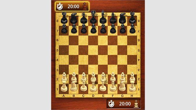 Get chess free! Microsoft store.