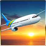 Airplane flight Simulator 2019