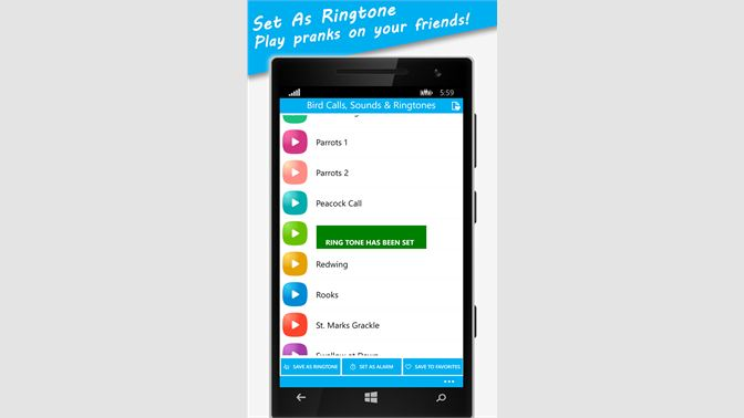 Get Bird Calls, Sounds & Ringtones - Microsoft Store