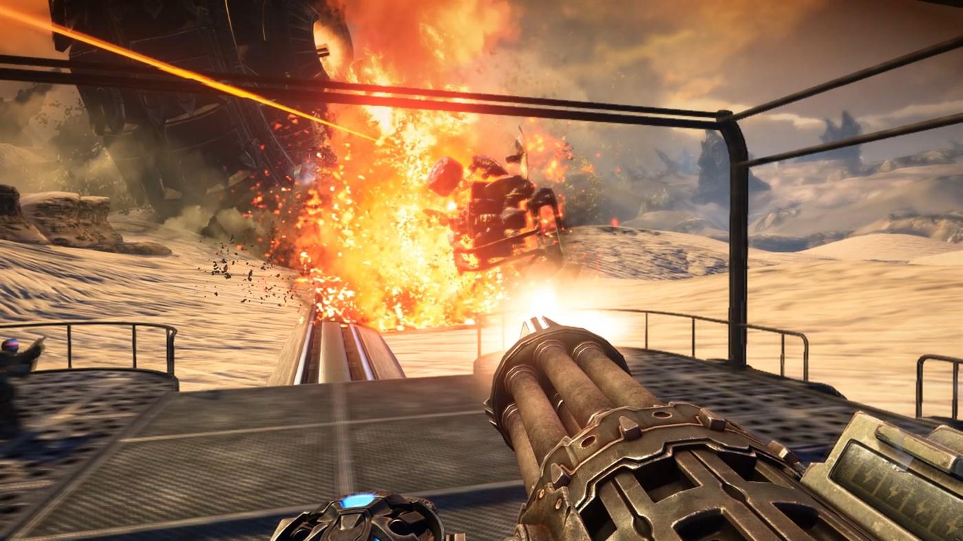 Bulletstorm: Full Clip Edition - Xbox One [Digital Code]