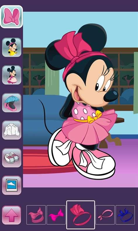 Minnie Dress Up Screenshots 2