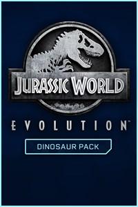 Carátula del juego Jurassic World Evolution - Deluxe Content