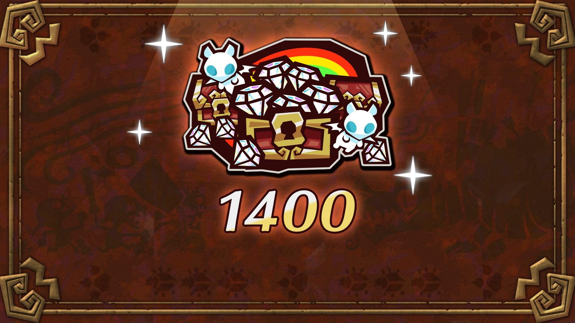 1400 Happy Jewels