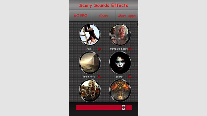 Get Scary Sounds Effects - Microsoft Store