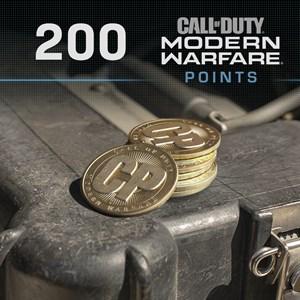 200 Call of Duty®: Modern Warfare® Points Xbox One