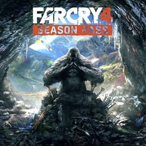 FAR CRY 4 SEASON PASS Xbox One